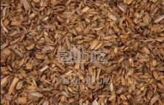 Wood chips fuel