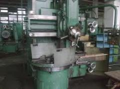 Machine turning and rotary 1510