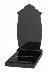 Tombstone of gabbro