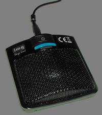 Microphone of a boundary layer ECM-306B