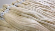 Китайские обесцвеченные волосы, продажа