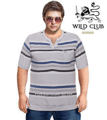 Undershirt and t-shirt man's Wild Club 68015