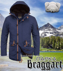 Men's demi seasonal jackets