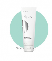 Enzymatic peeling of Enzymatic face exfoliator