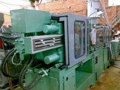 Automatic molding machine of fashions. DA3032-02.