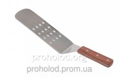 Шпатель кухонный пефорированный Crestware