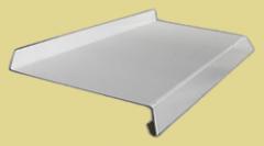 Otliva metal zinced for windows, Otliva for