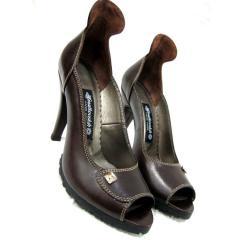 Туфли женские ручной работы