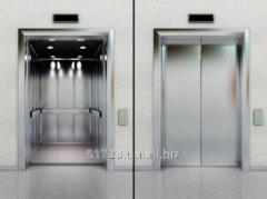 Passenger-and-freight elevators
