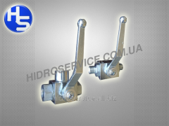 Hydraulic Ball Valve 2-way and 3-way