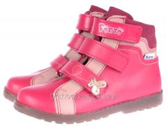 Ортопедические демисезонные ботинки 5100-44