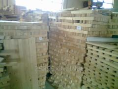 Заготовка деревянная сухая 2500 грн/м3