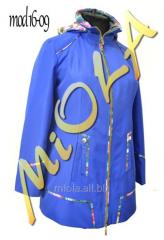 Cloak 16-09, blue