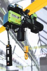 Cranes bridge in explosion-proof execution: