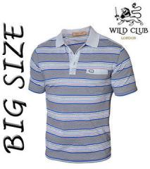 Man's Polo-neck of Wild Club 1683013 Art: