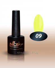 Nise Gel Polish gel-nail varnish No.-009 8,5g/12g