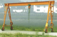 Железопътни кранове