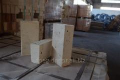 Brick of fire-resistant shamotny ShTsU-32 10,