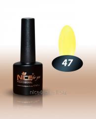 Гель-лак для ногтей Nise Gel Polish №-047 8,5г/12г