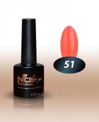 Nise Gel Polish gel-nail varnish No.-051 8,5g/12g