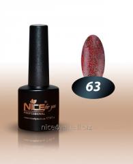 Nise Gel Polish gel-nail varnish No.-063 8,5g/12g