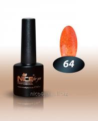 Nise Gel Polish gel-nail varnish No.-064 8,5g/12g