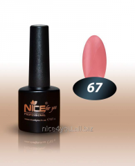 Nise Gel Polish gel-nail varnish No.-067 8,5g/12g