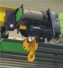 Waist rope mobile and stationary, loading capacity