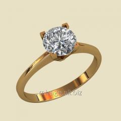 Model wax - rings of diamond group