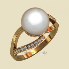 Model wax - rings of pearl group