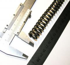 Springs to rifles pneumatic IZh-38, MR-512,
