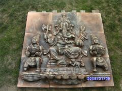 "Panel ""Ganesh"" (1200 x 1200 mm)"