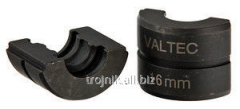 Insert 16 for the manual press tool the TH Valtec