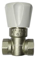 Crane of double regulation 1/2 inch of Valtec