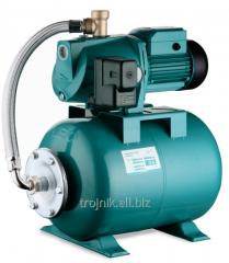 Pump station Aquatica of 0,75 kW N46m Q90l/mines