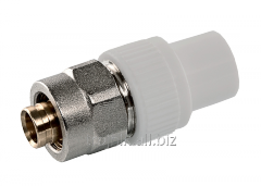 Adapter PPR 20 combined 1v vn. - PEX 16х2 Tebo