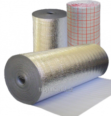 Cloth the laminated unilateral Teploizol 100 of cm