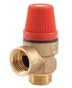 HB 1/2 safety valve inch 1.5 bar Evo, art.15427