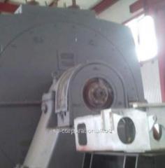 Gas-turbine DZh59L3 engine