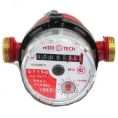 Счетчик горячей воды HidroTech 1/2 дюйм КВ-1,5 куб, арт.5136