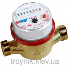 Counter of hot water Innovator 1/2 inch 1,5 cube,