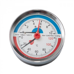 The thermomanometer is more frontal f.80 than