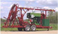 Оборудование для удобрения почвы. Силовая