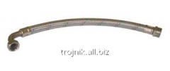 Hose anti-vibration angular 1 inch 0,6 m of Aqua