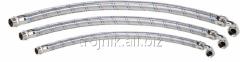 Hose anti-vibration angular 1 inch of NV 0,8m