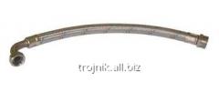 Hose anti-vibration angular 1 inch of NV 0,8m,