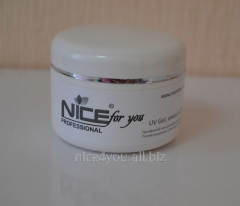 Gel for nail extension of Nise of 50 g