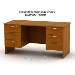 Desk series prestige class spt-2 1500kh700kh750mm