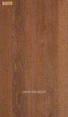 Merbau, Oak brush, semitone, coating lacquer or