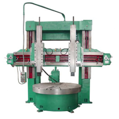 Machines are turning and rotary
